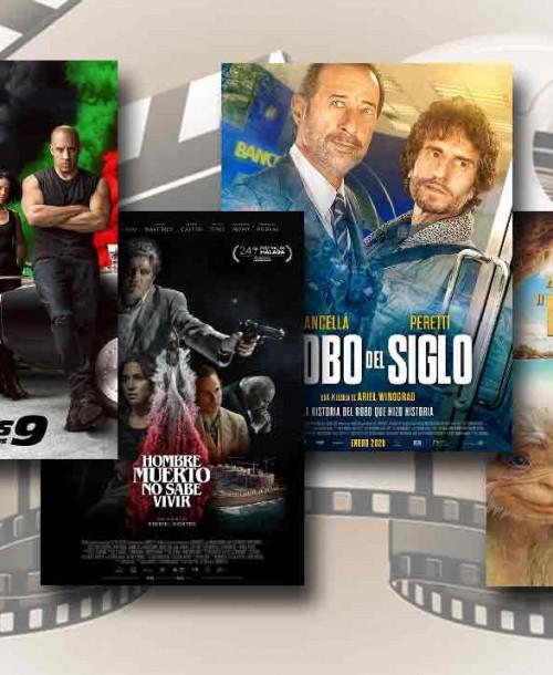 Estrenos de Cine de la Semana… 2 de Julio 2021