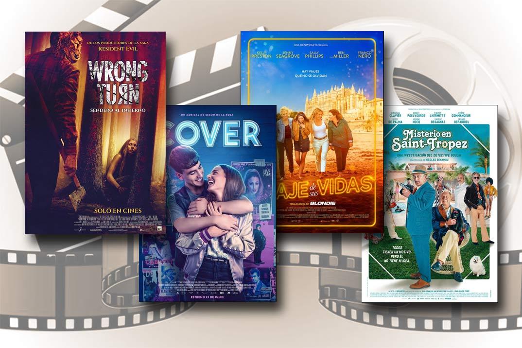 Estrenos de Cine de la Semana…23 de Julio 2021