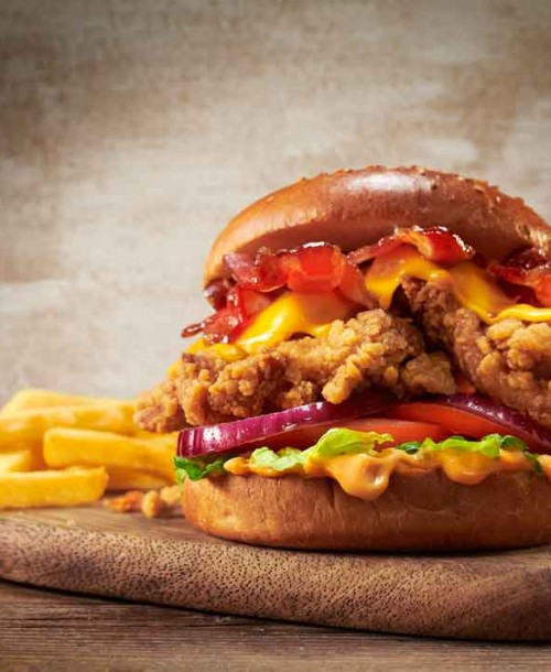 """""""Hollywood Burgers"""" solo para Real Meat Lovers en Foster's Hollywood"""