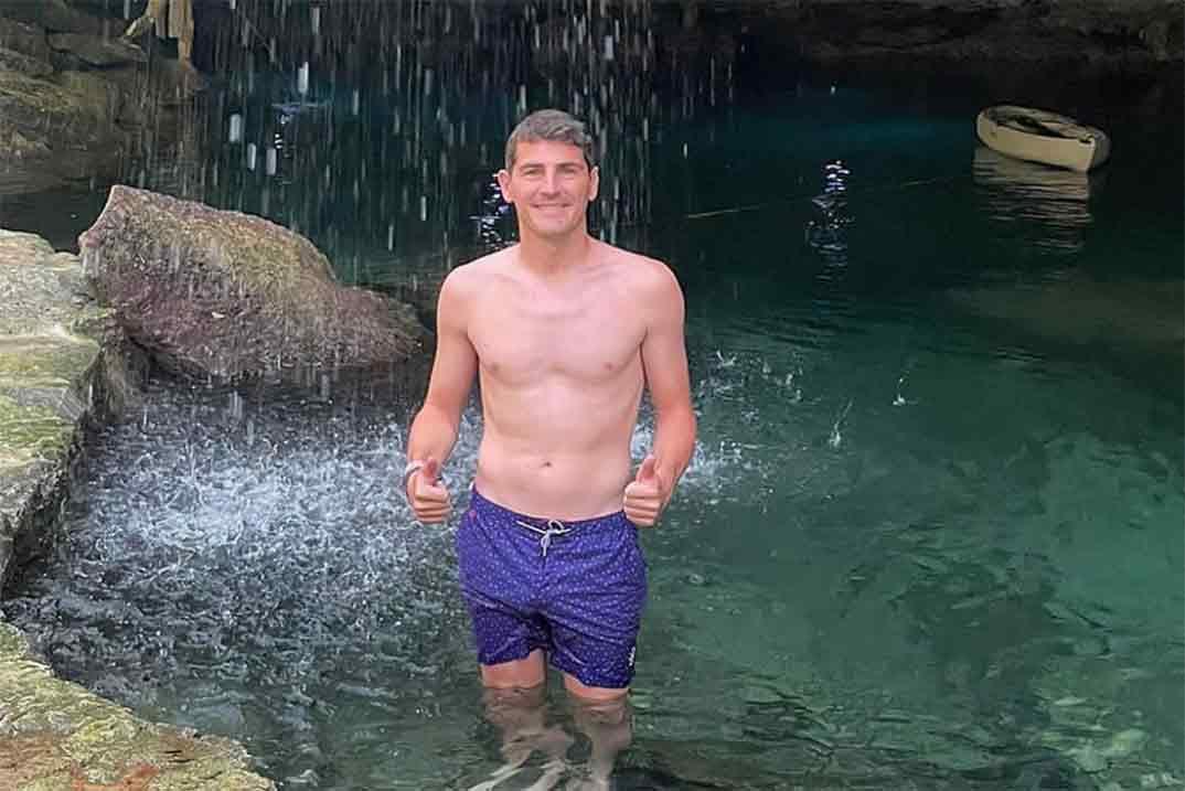 Los troleos de David Beckham y Miguel Torres a Iker Casillas en sus vacaciones de soltero