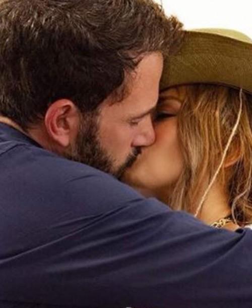 Jennifer López y Ben Affleck pasean su amor por Venecia