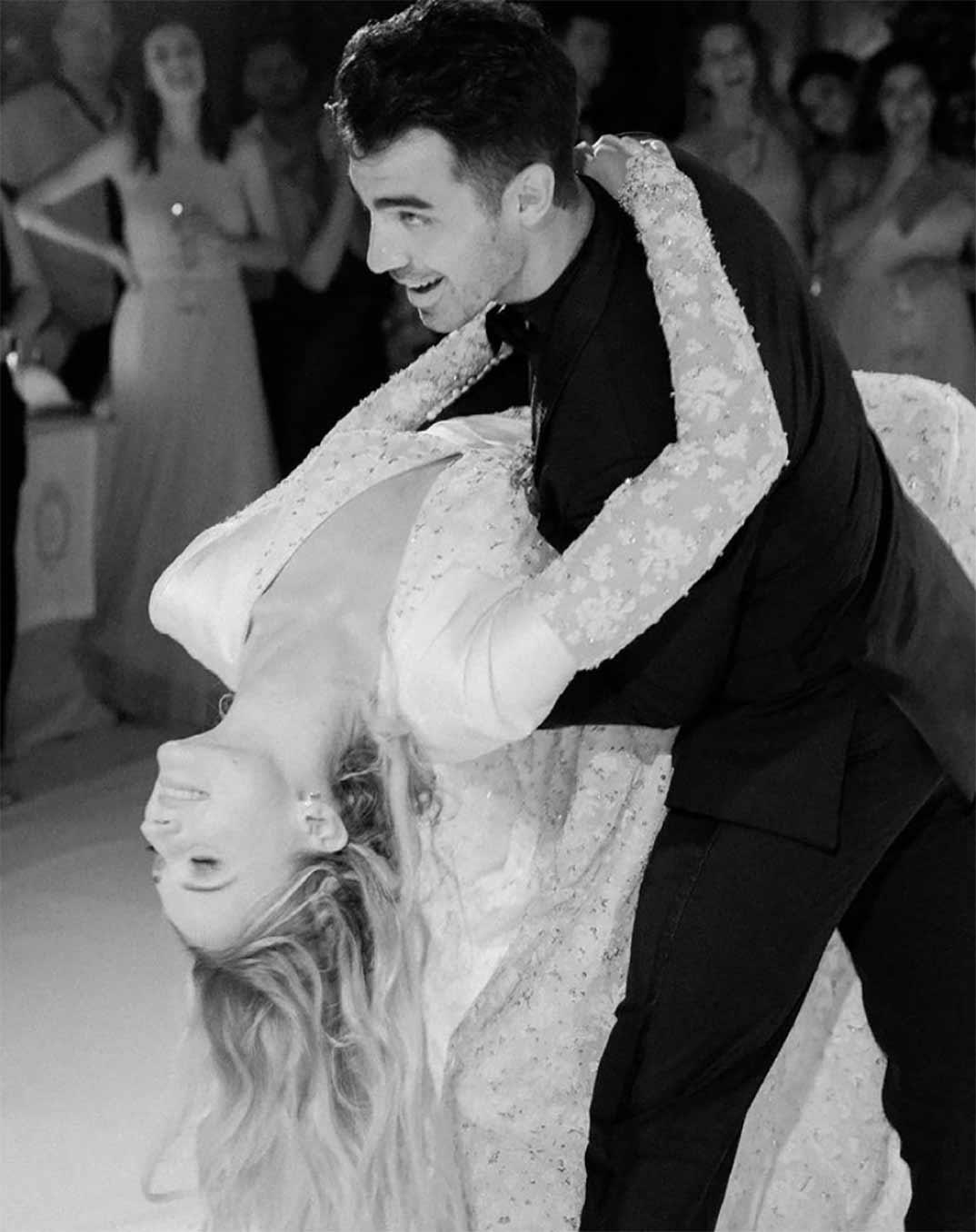 Sophie Turner y Joe Jonas © Instagram