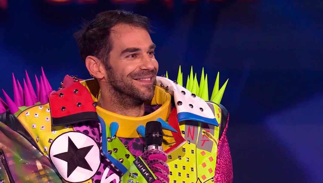 José Manuel Calderón - Mask Singer © Antena 3