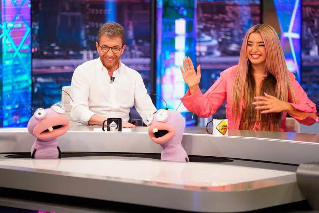 Lola Índigo - El Hormiguero © Antena 3