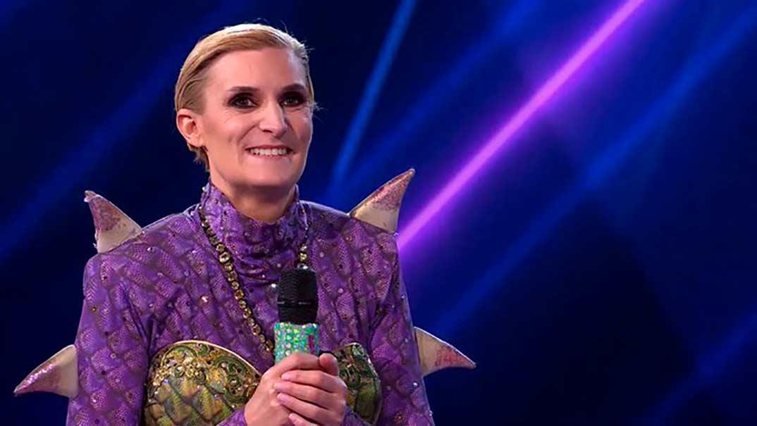 María Zurita - Mask Singer © Antena 3