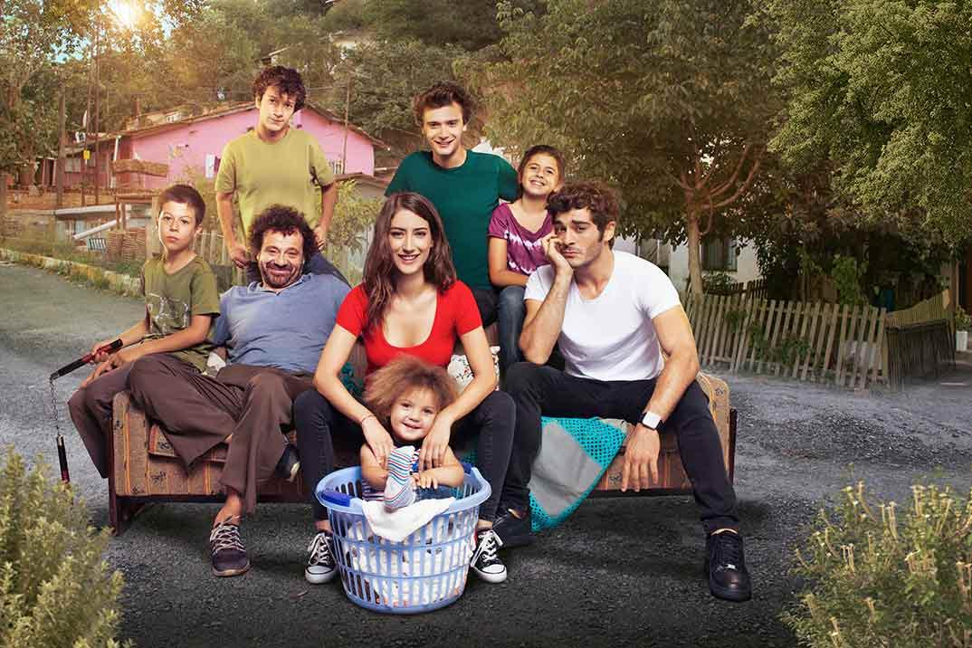 'Nuestra historia', la nueva telenovela turca para las tardes de Divinity