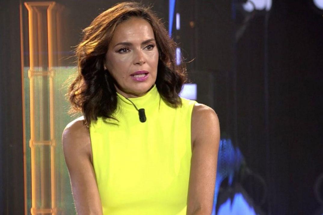 Olga Moreno responde sobre un posible tongo en 'Supervivientes 2021'