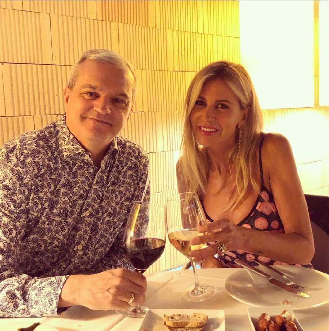Ramón García y Patricia Cerezo © Instagram