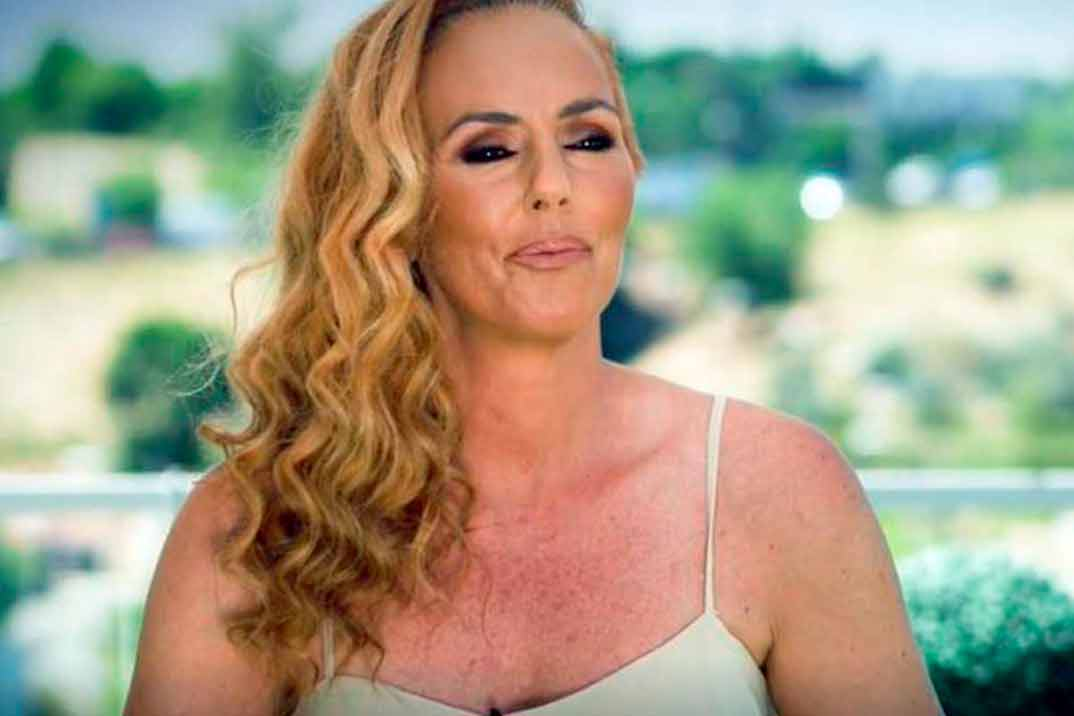 Rocío Carrasco abandona su sección en 'Sálvame' y Telecinco plantea fichar a Olga Moreno