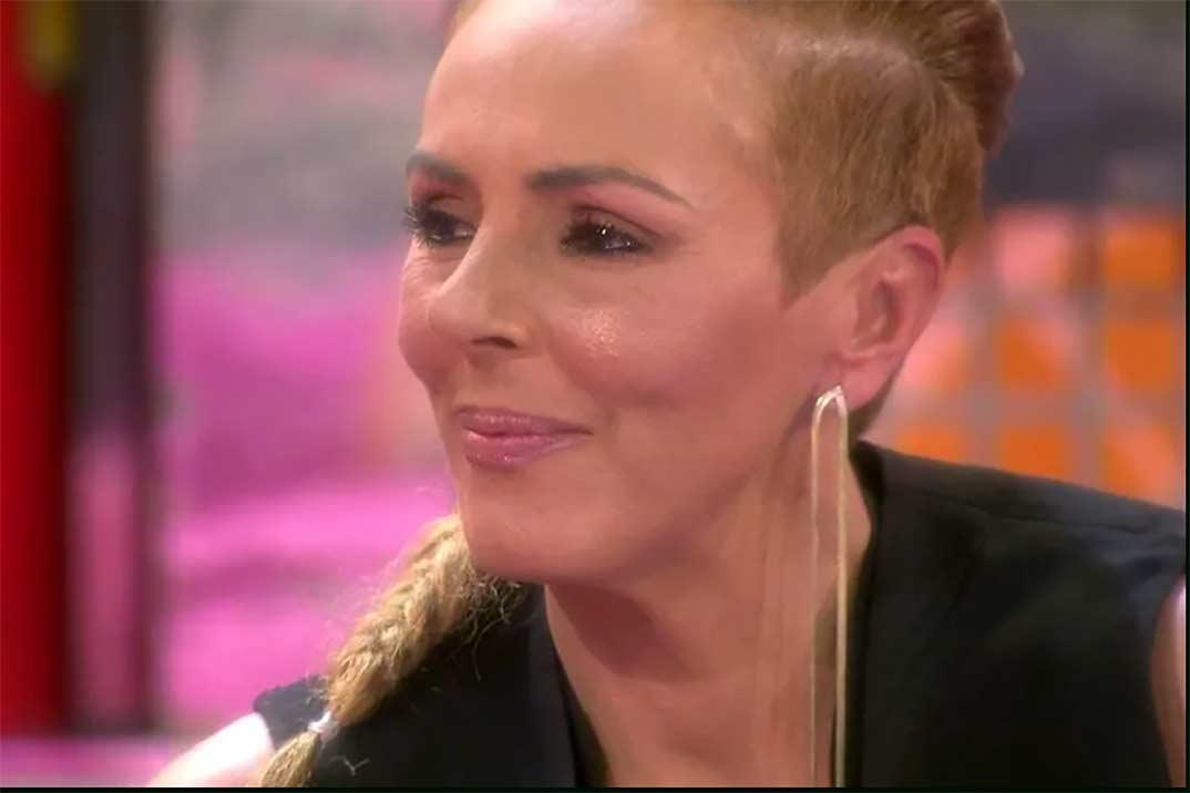Rocío Carrasco rompe a llorar al hablar de sus hijos en 'Sálvame'