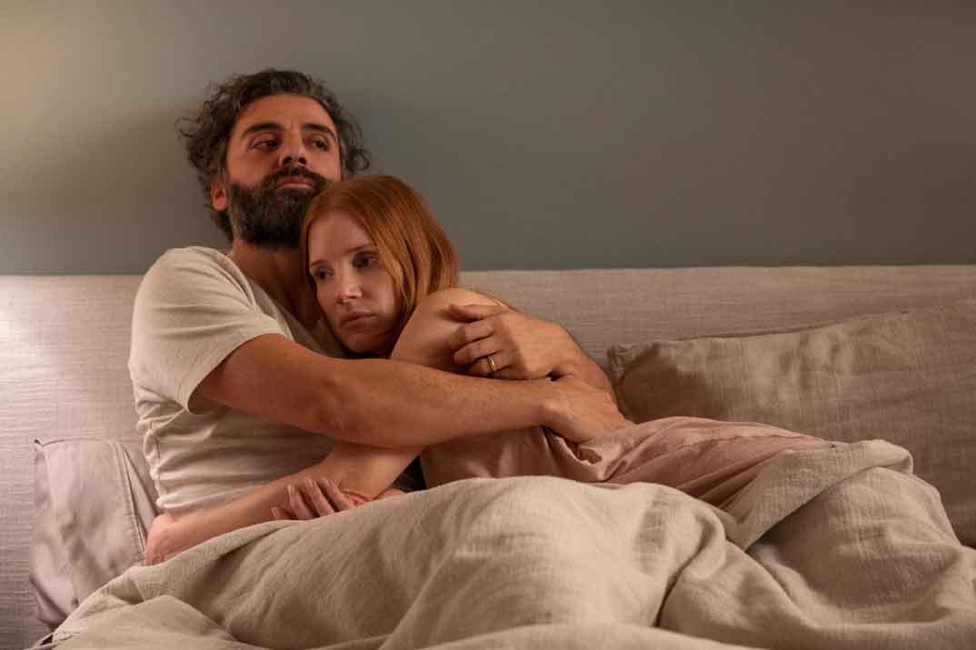 """""""Secretos de un matrimonio"""" con Jessica Chastain y Oscar Isaac -Estreno en HBO"""