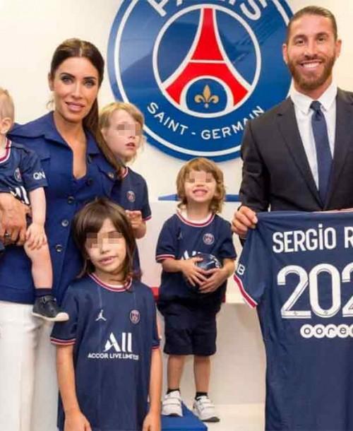 Así será la nueva vida de Sergio Ramos y Pilar Rubio en París