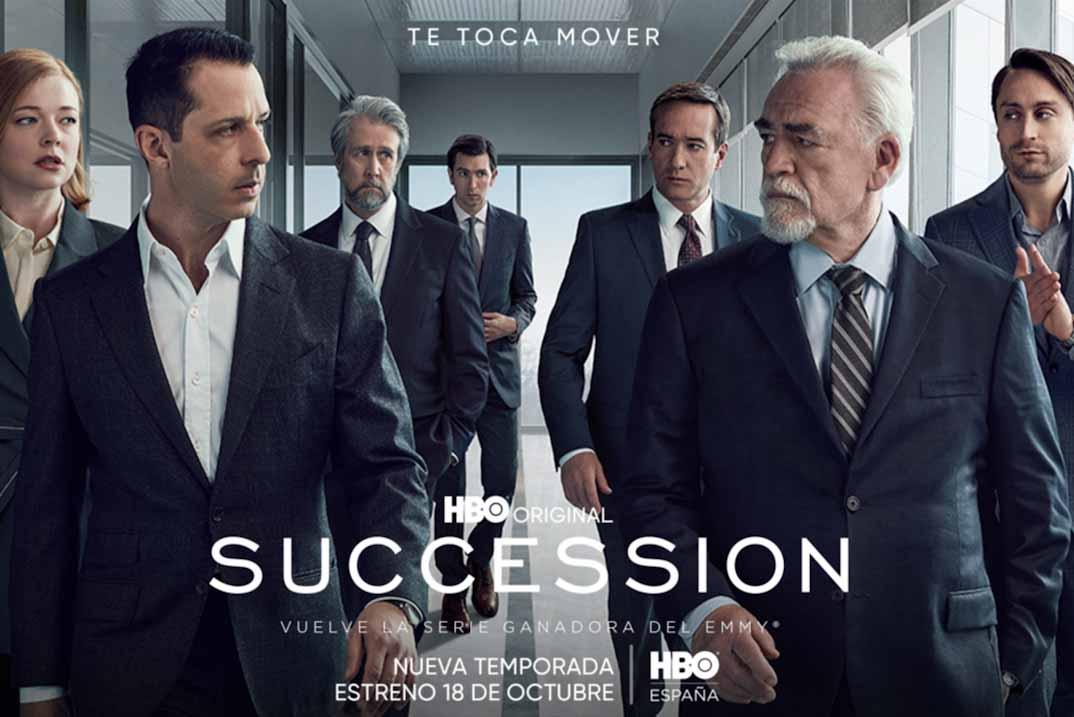 succession 3 t poster