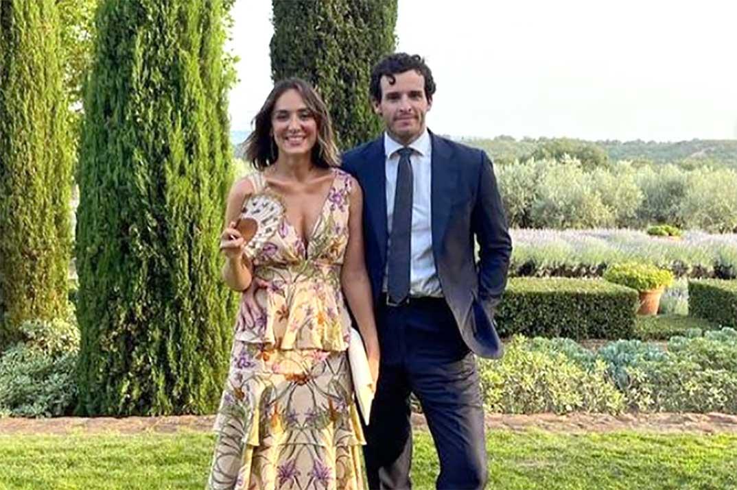 Tamara Falcó e Iñigo Onieva celebran su primer aniversario