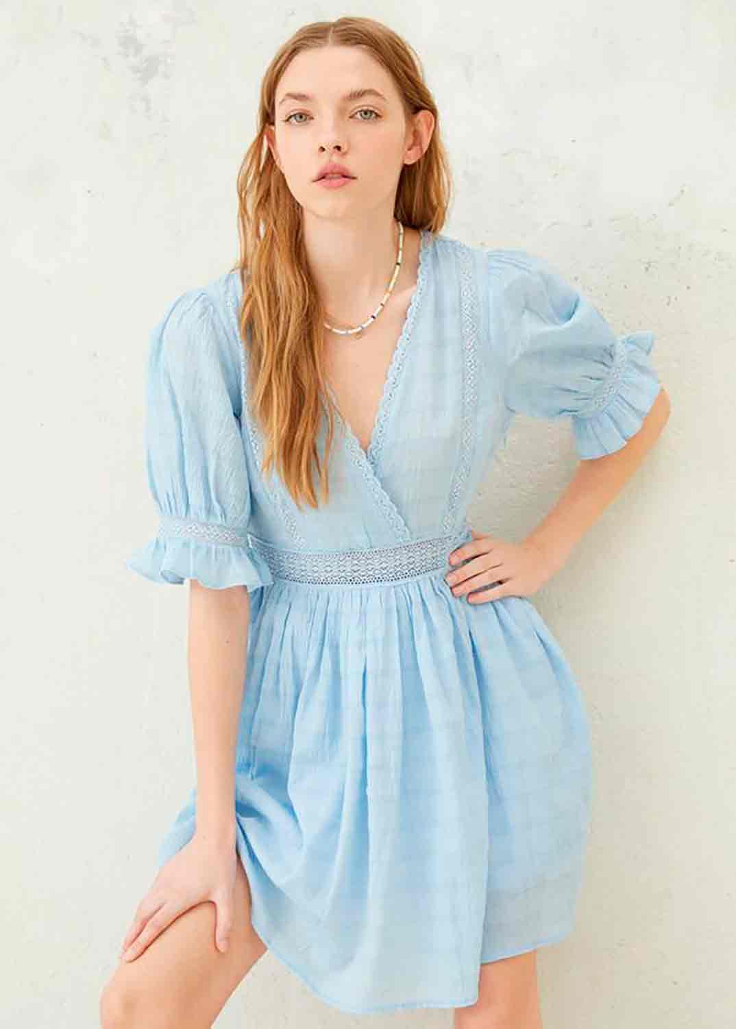 Vestido Springfield - Infanta Sofía (34,99€)