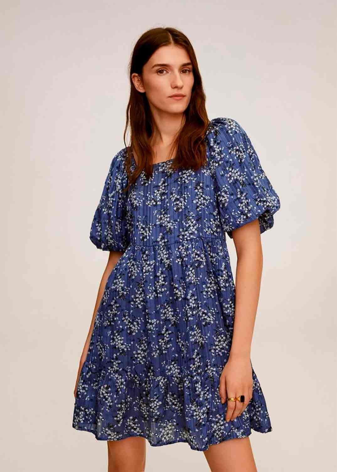 Vestido Mango - Princesa Leonor (34,99€)
