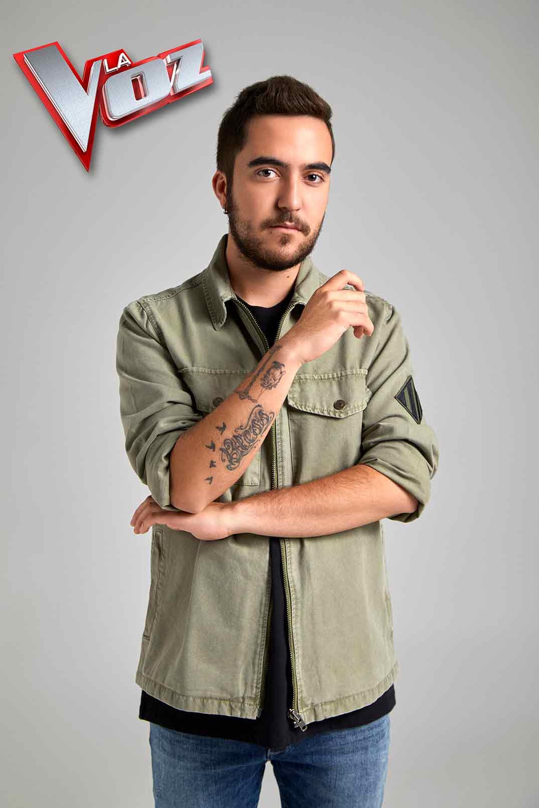 Beret - La Voz © Antena 3