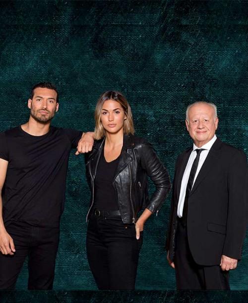 Édgar Vittorino se une al reparto de la segunda temporada de 'Desaparecidos. La serie'