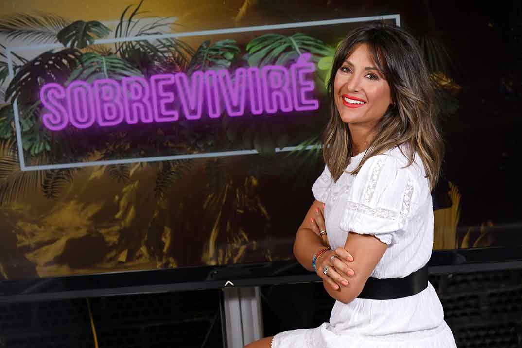 'Sobreviviré', con Nagore Robles, regresa a Mitele PLUS