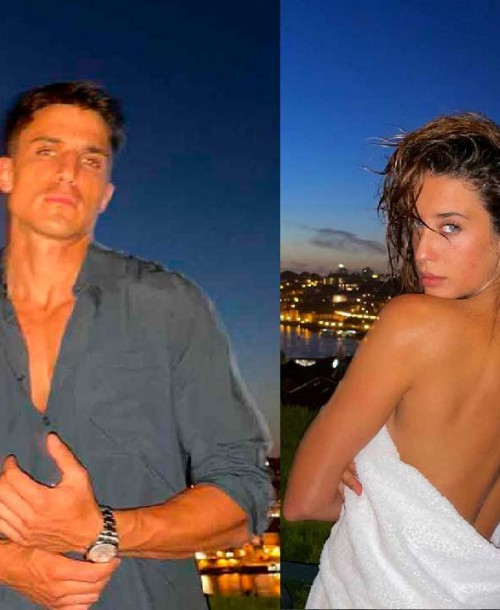 María Pedraza y Álex González juegan al despiste en sus redes sociales
