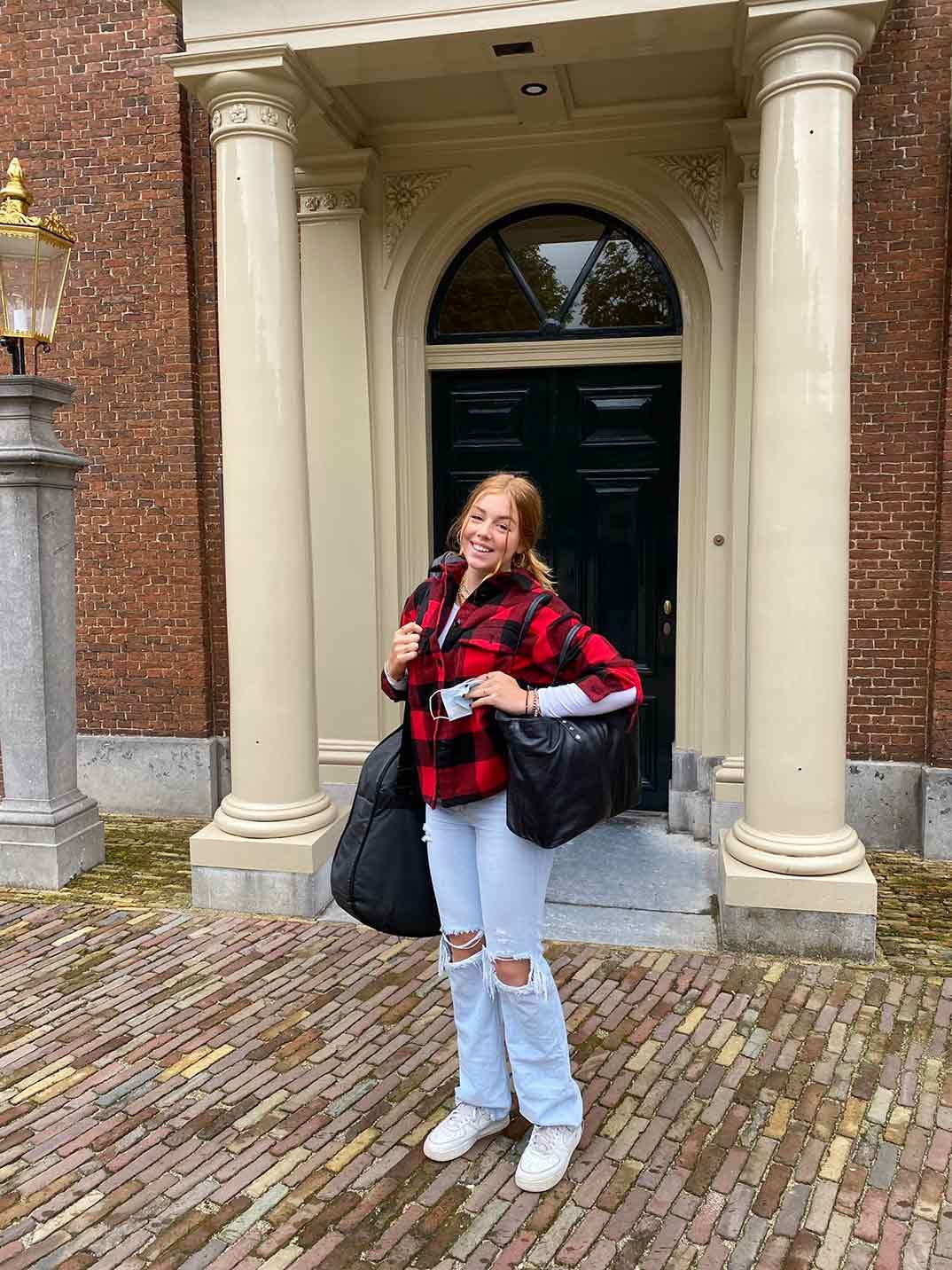 Alexia de Holanda © Casa Real Países Bajos