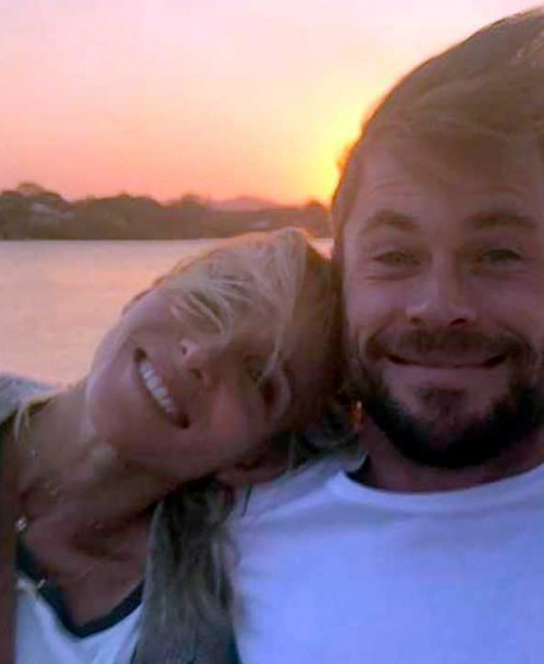 La romántica felicitación de Elsa Pataky a Chris Hemsworth por su 38 cumpleaños