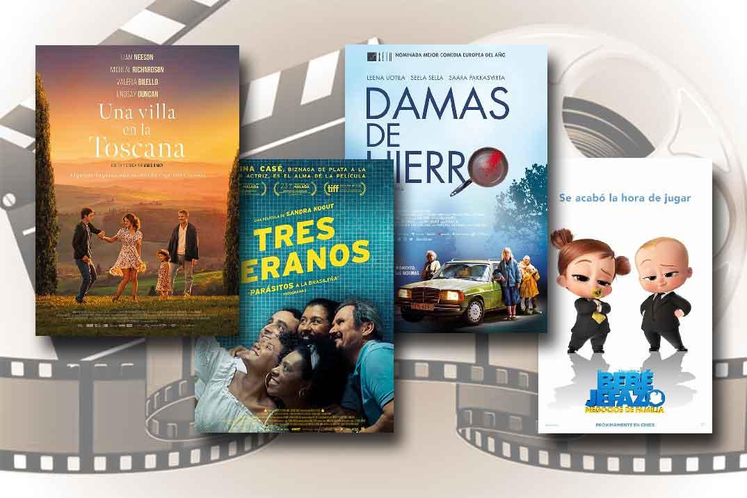 Estrenos de Cine de la Semana…6 de Agosto 2021
