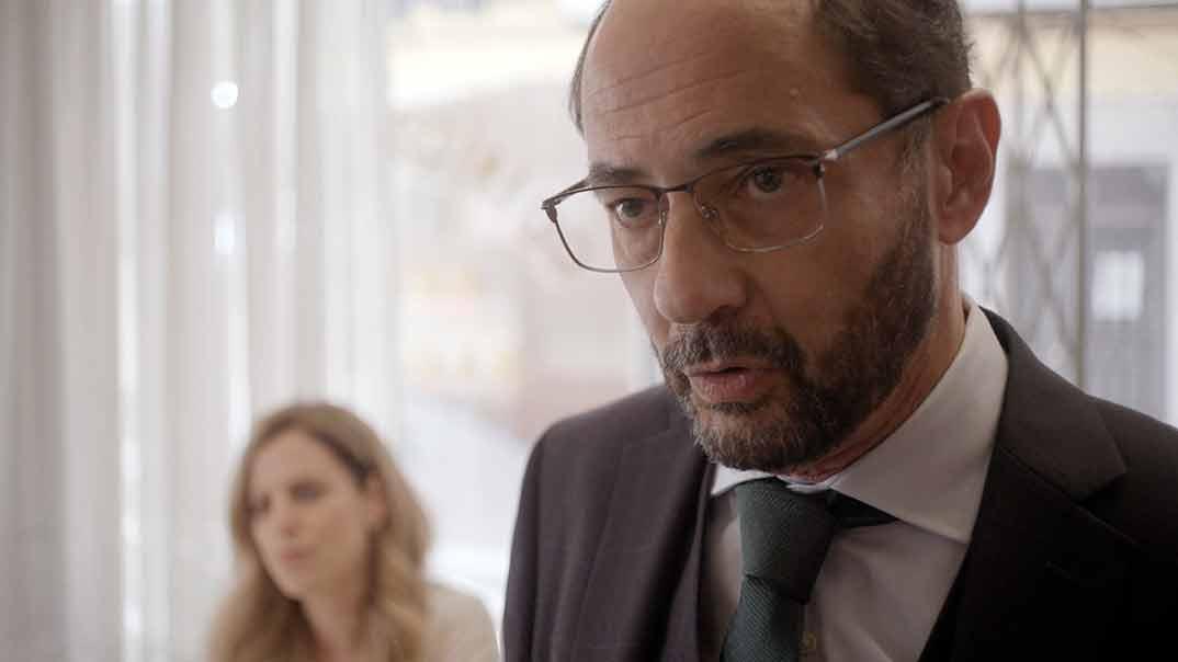 Jordi Sánchez - Entrevías © Mediaset