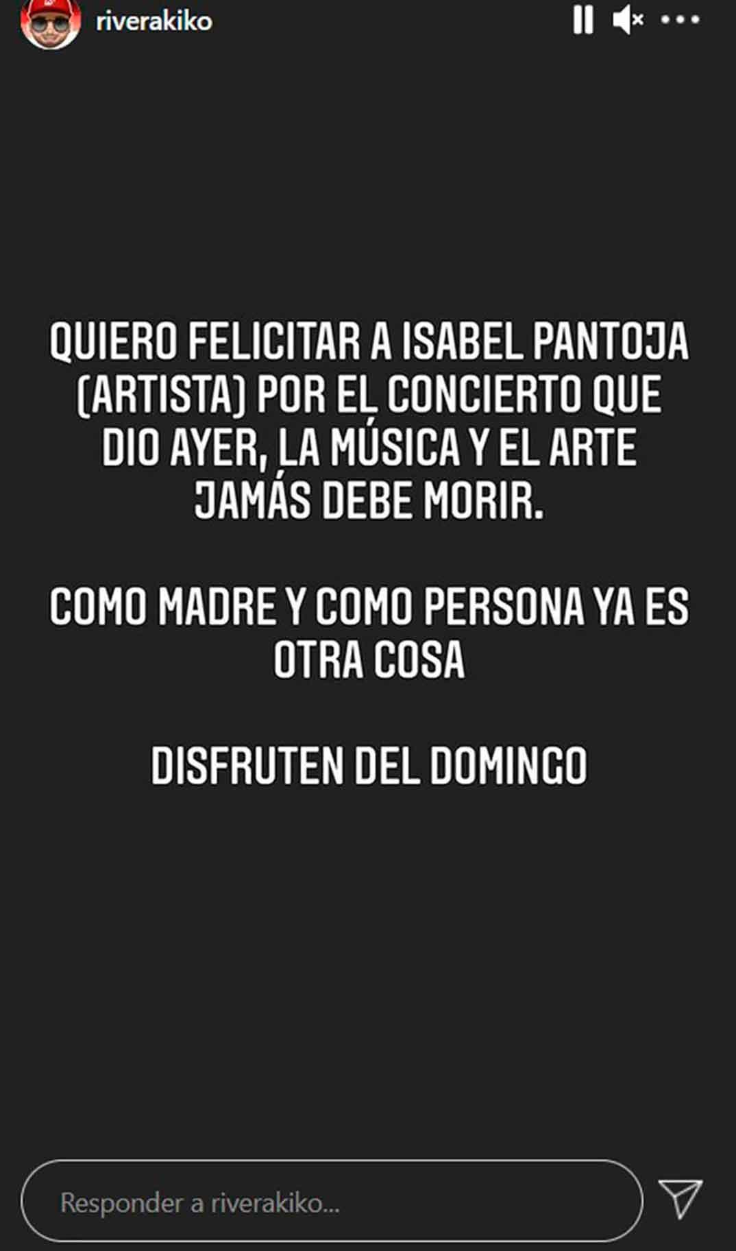Kiko Rivera © Instagram