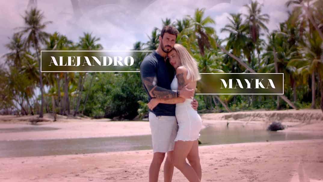 Alejandro y Mayka - La última tentación © Mediaset