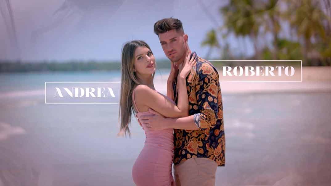 Andrea y Roberto - La última tentación © Mediaset
