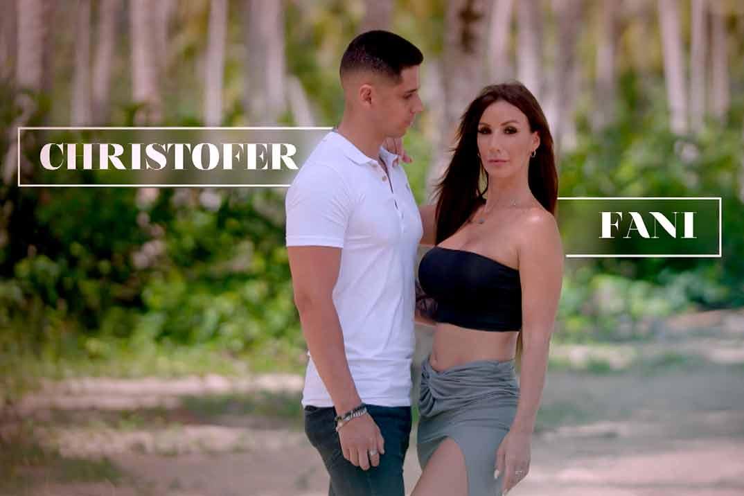 Christofer y Fani - La última tentación © Mediaset