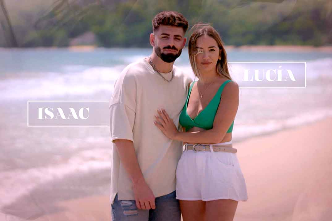 Isaac y Lucía - La última tentación © Mediaset