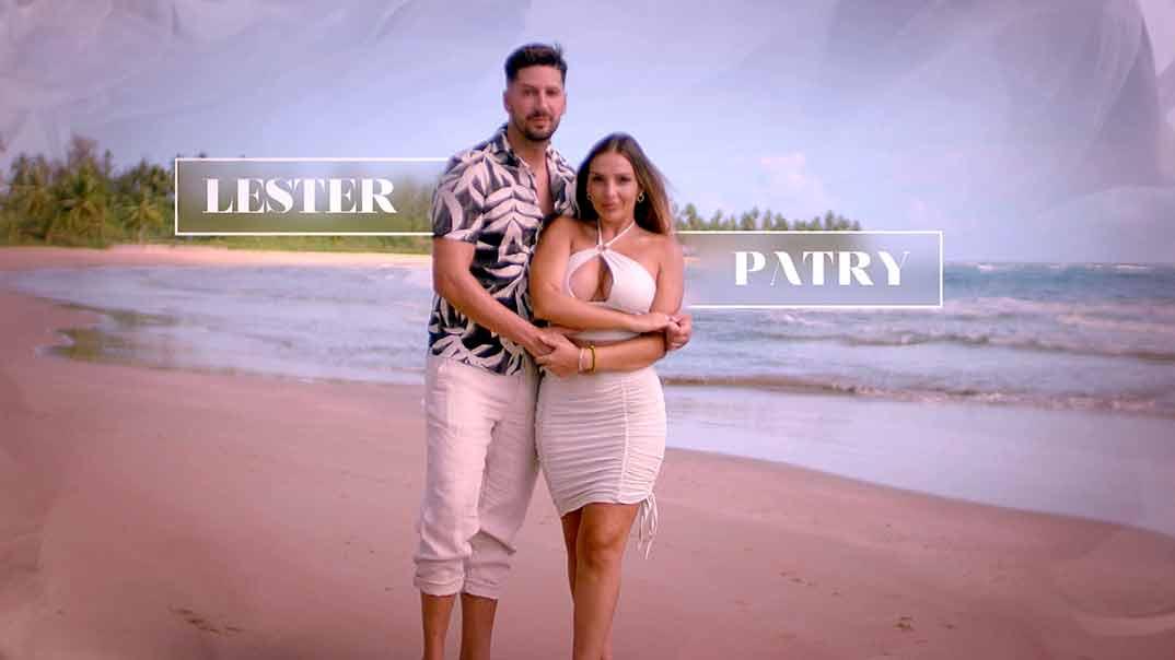 Léster y Patricia - La última tentación © Mediaset