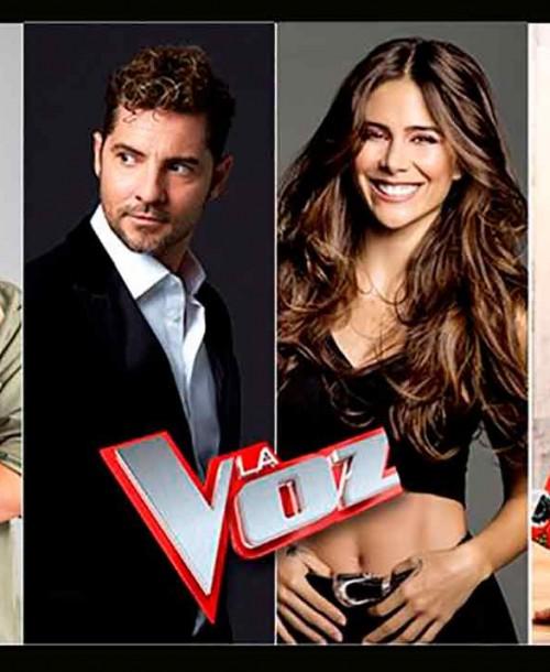 Beret, David Bisbal, Greeicy y María José Llergo serán los Asesores de la próxima edición de 'La Voz'