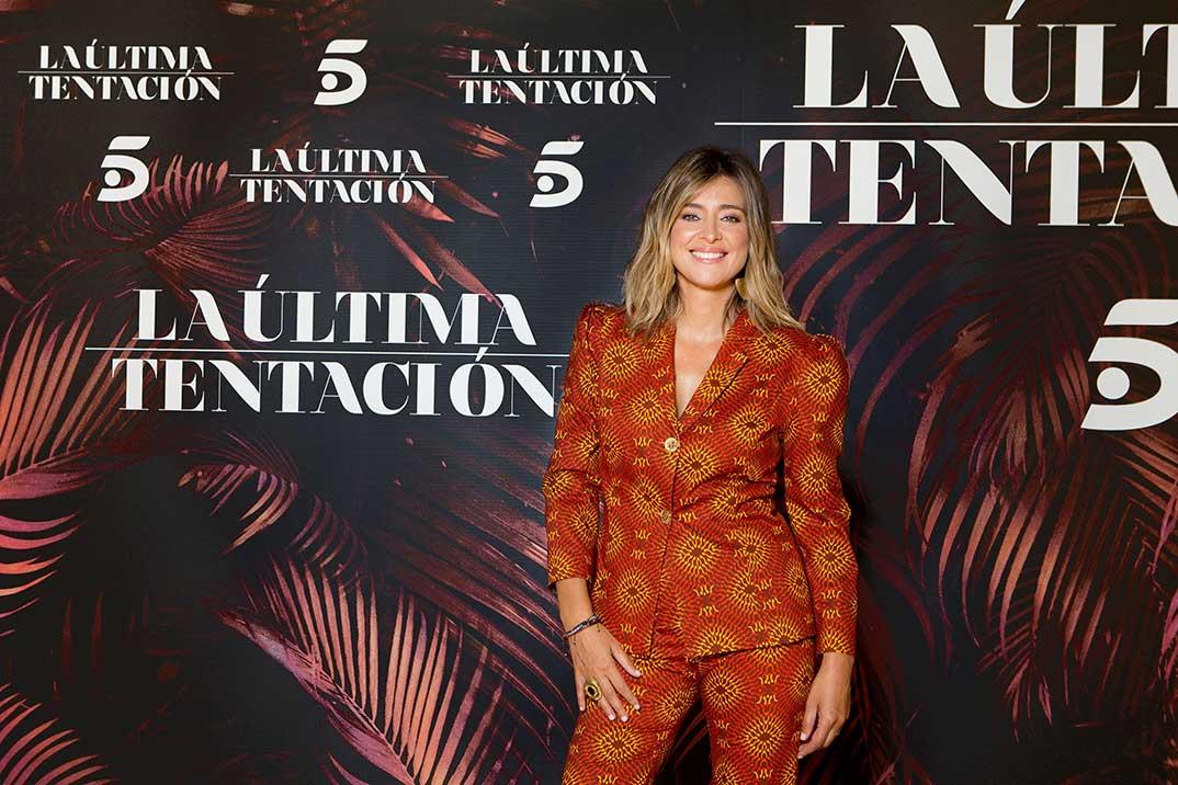 Sandra Barneda - La última tentación © Telecinco