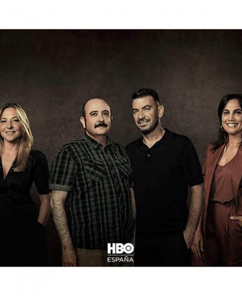 'Sin novedad', la nueva comedia española de HBO