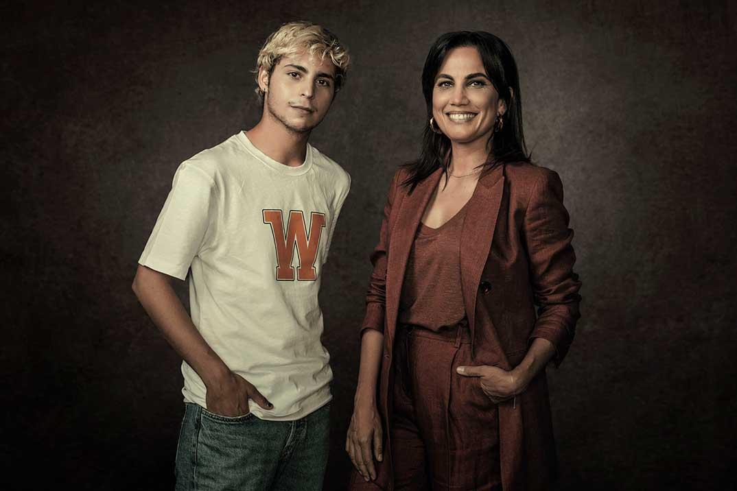 Toni Acosta y Omar Banana - Sin novedad © HBO