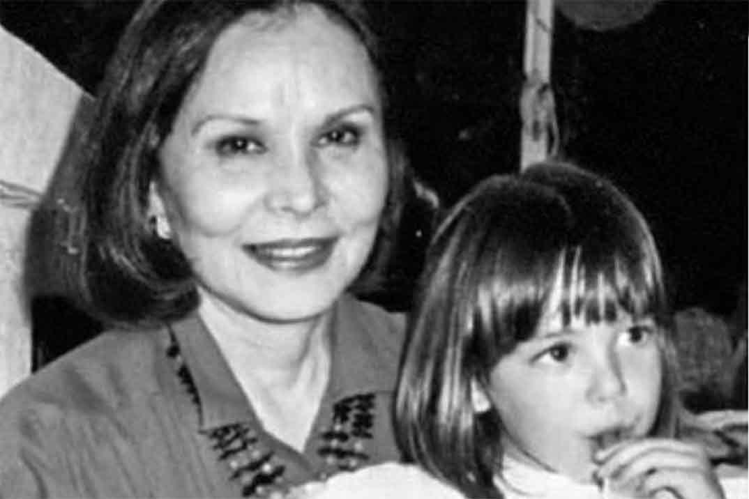 La emotiva despedida de Tamara Falcó a su abuela