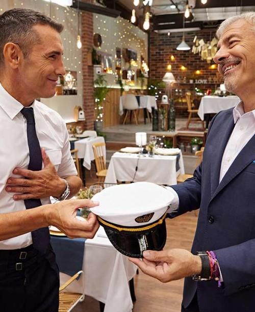 'First Dates Crucero' tendrá un nuevo capitán: Jesús Vázquez