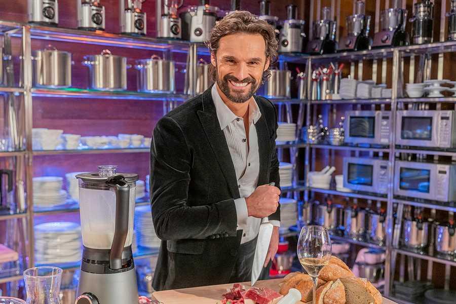 Iván Sánchez - MasterChef Celebrity 6 © RTVE