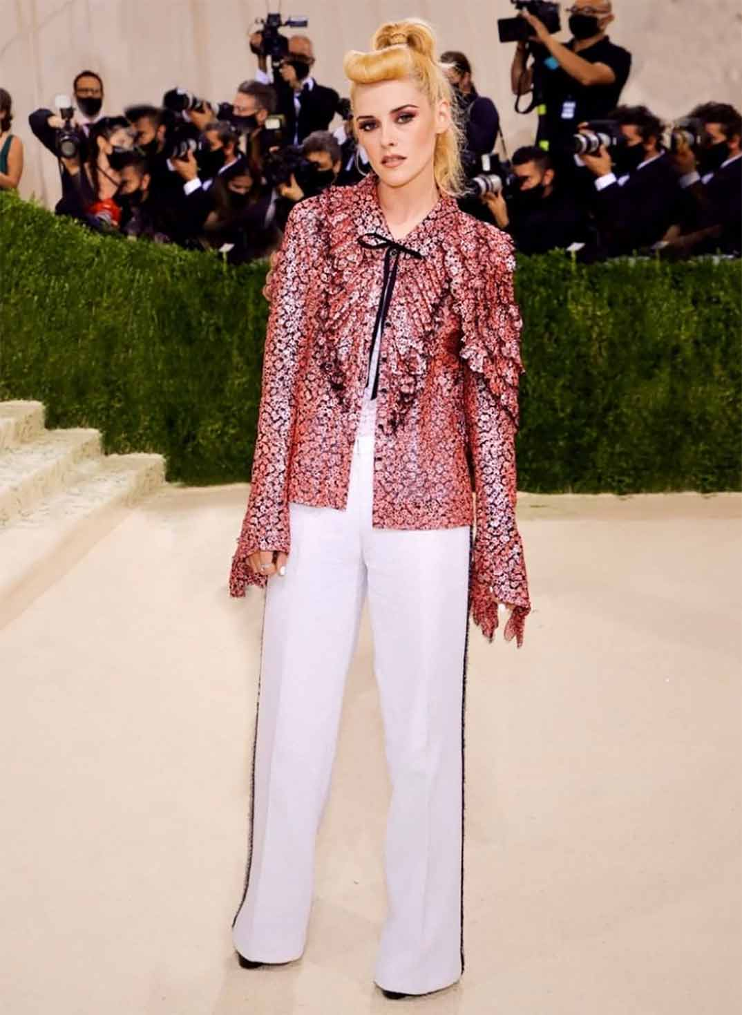 Kristen Stewart - Gala Met 2021
