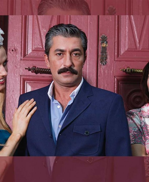 'Mar de amores' Estreno de la nueva serie turca en Nova