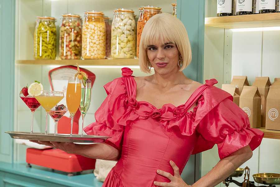 Samantha Hudson - MasterChef Celebrity 6 © RTVE
