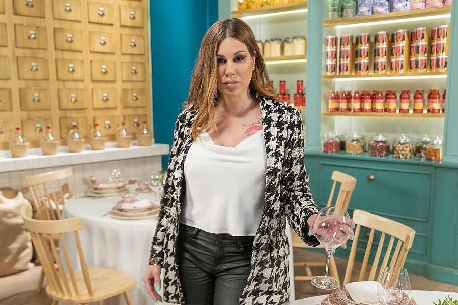 Tamara - MasterChef Celebrity 6 © RTVE