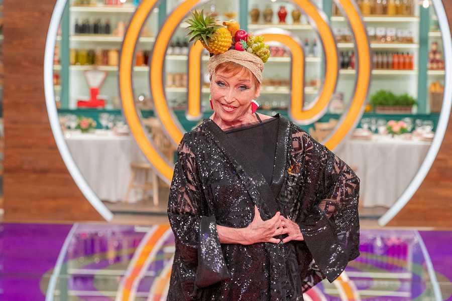 Verónica Forqué - MasterChef Celebrity 6 © RTVE