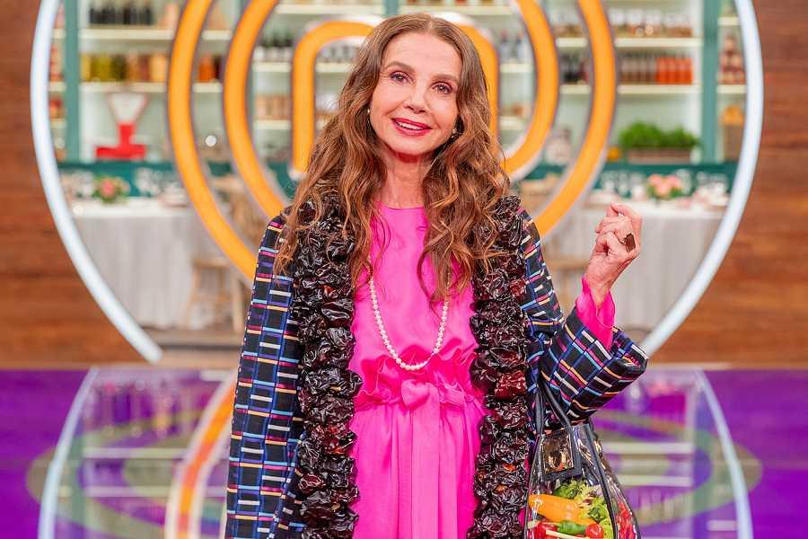 Victoria Abril - MasterChef Celebrity 6 © RTVE