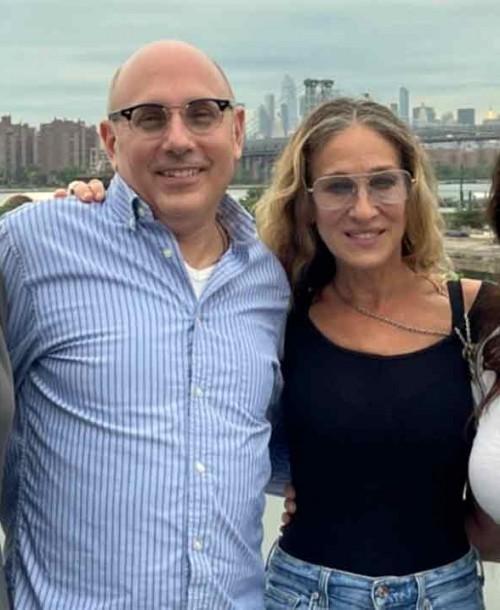 Fallece Willie Garson, el confidente de Carrie en 'Sexo en Nueva York'