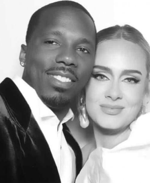 Adele hace oficial su relación con Rich Paul