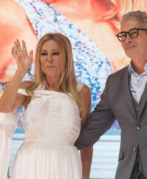 """La emoción de Ana Obregón al recibir el Premio Mainat: """"Sé que voy a tener fuerzas para seguir"""""""
